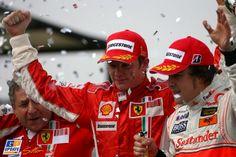 Tien jaar geleden: Räikkönen verovert de wereldtitel - GPUpdate.net