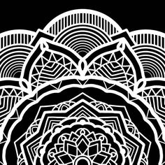 Art addiction (@art_addiction0) • Fotos y videos de Instagram Art Addiction, Instagram, Videos, Jitter Glitter, Black And White, Mandalas, Manualidades, Art