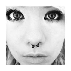 Tumblr ❤ liked on Polyvore featuring piercings