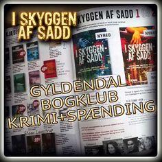 'I skyggen af Sadd'-bøgerne er kommet i Gyldendals Bogklub, Krimi + spænding, i denne uge, hvor et helt opslag i medlemsbladet er viet disse, samt andre bøger af de deltagende forfattere.   Tjek det ud, der er gode tilbud!  http://www.mxrket.dk/Sadd2bogklub.html
