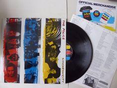The Police Synchronicity Vinyl LP A&M AMLX63735 Lyric Inner + Merch Sheet EX/EX  http://www.ebay.co.uk/itm/The-Police-Synchronicity-Vinyl-LP-A-M-AMLX63735-Lyric-Inner-Merch-Sheet-EX-EX-/371768153888?hash=item568f1bd720:g:nbEAAOSwUEVYCNEv