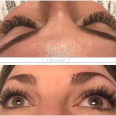 b87e51c6220 Beautiful full set of volume lash extensions on a client from The Lash  Lounge Plano!