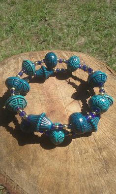 Hey, I found this really awesome Etsy listing at https://www.etsy.com/listing/518668254/boho-hippy-bracelet-glass-and-plastic