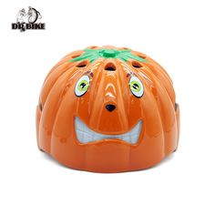 ==> [Free Shipping] Buy Best 2017 New Arrival Kids Bike Pumpkin Helmet Bicycle Hat Cycling Helmet Bicycle Accessories EPS Bicycle Safety Cap Casco Ciclismo Online with LOWEST Price | 32814182640