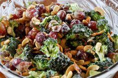"""Point-less"" Meals: Broccoli Grape Salad"