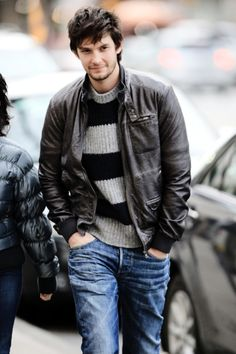 Ben Barnes ❤ BOOM Pregnant!!! This is too much beauty to handle!