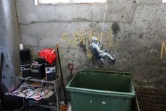 Street Artist Takes His Art Off The 'Streets' And Places Them On Walls - DesignTAXI.com