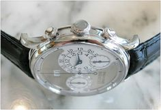 F.P. JOURNE the Oct five-day automatic chronograph PT