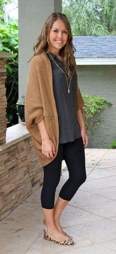 Today's Everyday Fashion: Leggings (J's Everyday Fashion)