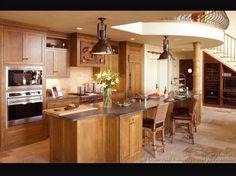 unique kitchen designs #17 (kitchen-design-ideas) | kitchen