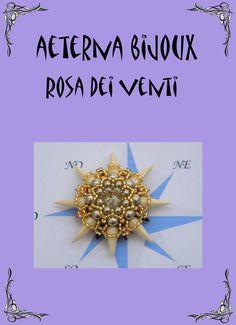 *P Tutorial Rosa dei venti- Beading Tutorial PDF