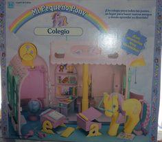 MIB G1 My little Pony International School