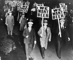 Detroiters and the rest of America got their wish 79 years ago, as Prohibition was repealed on December 5th, 1933. PureDetroit.com. Love it.    They did give over to Canada to enjoy some brews.  Stupid law.  Again government (and women) wanting to control people (their husbands).