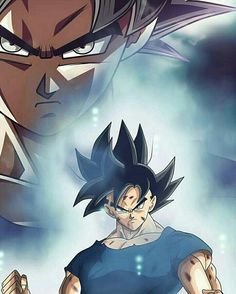Dragon Ball Super Manga, Episode and Spoilers King Of Fighters, Dragon Ball Z, Goku Transformations, Halo Master Chief, Ssj3, Ball Drawing, Epic Characters, Anime Reviews, Anime Art