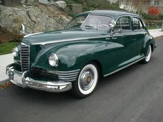 PACKARD CLIPPER SPECIAL RERE MINT 1947