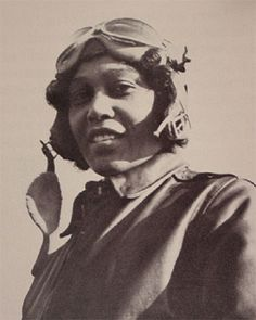 "Janet Harmon Bragg: One of the first Black female aviators…truly an unsung hero    Read ""herstory"" in history» http://siarchives.si.edu/blog/janet-harmon-bragg-female-aviator"