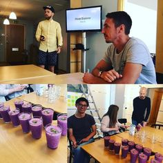 Tisdagar = #WeekExplore och såklart #smoothie  #startuplife #BringLifeToWork #gbgtech #gbgftw #sthlmtech #fintech