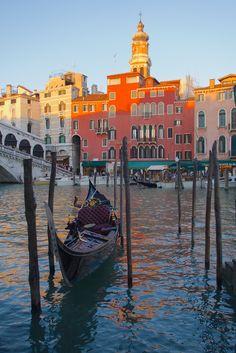 breathtakingdestinations: Venice - Italy (von Ed Yourdon) My favorite city of all time