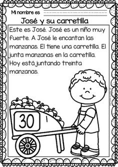 Easy-Reading-for-Reading-Comprehension-in-Spanish-Special-Edition-Apples-2071200 Teaching Resources - TeachersPayTeachers.com