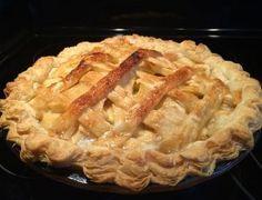 Apple Pie by Grandma Ople Recipe Apple Pie Recipes, Old Recipes, Grandmas Apple Pie, Pastry Shells, Homemade Pie, Organic Sugar, Cooking Time, Brown Sugar, Cravings