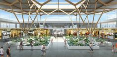 HOK, Honolulu International Airport Terminal Modernization Program (architecture)