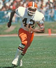 Paul Warfield, Cleveland Browns, Miami Dolphins, Pro Football Hall of Fame
