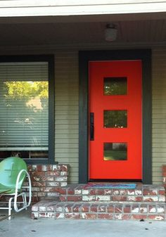 Crestview Doors - Pictures of modern front doors for mid-century modern houses 1950\u0027s & Crestview Doors - Pictures of modern front doors for mid-century ...