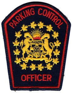 parking enforcement officer | ... AB - City of Calgary Parking Control Officer | Flickr - Photo Sharing