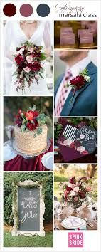 merlot wedding colors - Google Search