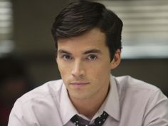 I heart Mr. Fitz from Pretty Little Liars