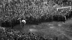 1923 'White Horse' FA Cup Final at Wembley