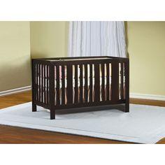 The crib. Love it.