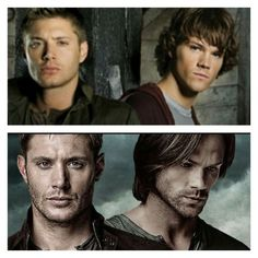 Supernatural...they aged well!!