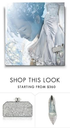 """""""Light Blue!"""" by asia-12 ❤ liked on Polyvore featuring Zuhair Murad, Judith Leiber, Chiara Ferragni and Anyallerie"""