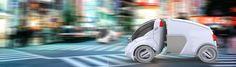 Ultra-Compact Car Share | Yanko Design