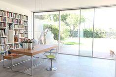 Arbeitszimmer: moderne Arbeitszimmer von Neugebauer Architekten BDA