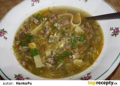 Cheeseburger Chowder, Thai Red Curry, Soup, Beef, Ethnic Recipes, Meat, Soups, Steak