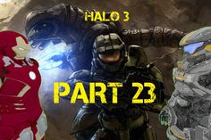 Game Buds Halo Master Chief Collection   HALO 3  Part 23