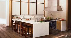 kitchen design with white marble countertops copy