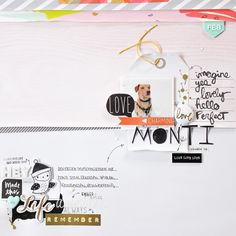 Monti by JWerner at @studio_calico