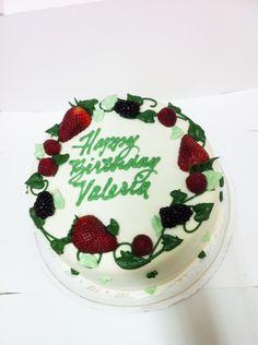 Triple Berry Cake Sweet Lady Jane