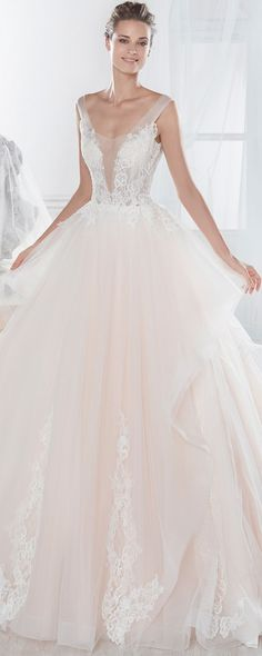 Nicole Spose Wedding Dresses 2018 You'll Love – Page 5 – Hi Miss Puff