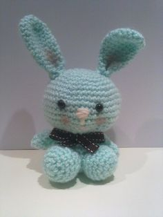 Crochet Bunny £4.99 from Handmade for you by Elaine