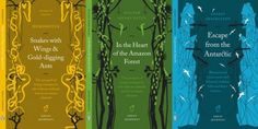 Great Journeys, cover design by David Pearson