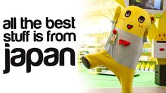 Funassyi - All the Best Stuff is from Japan