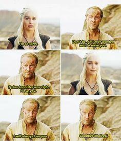 Daenerys & Jorah - The Door Season 6 Episode 5