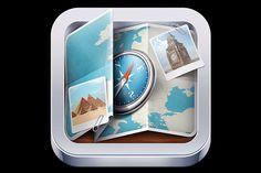 Guide Icon #app #icon #design