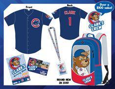 Clark's Crew - Join Clark | cubs.com: Fan Forum