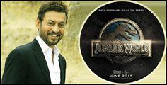 Irrfan Khan as Simon Masrani   Jurassic World (2015)