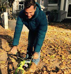 OLLO macht alles mit!  Alu-Rahmen und hochwertige Komponenten sorgen für Leichtigkeit, Stabilität und Langlebigkeit der OLLO Bikes - perfekt für unsere Kleinen :)